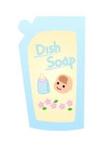 赤ちゃん用食器用洗剤 詰め替え