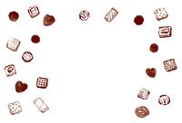 チョコレート背景
