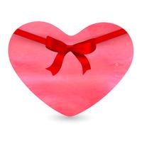 バレンタイン ハート 和紙 アイコン