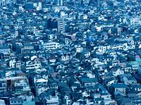 東京の住宅街