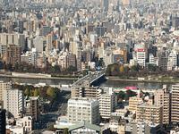東京都 隅田川と言問橋