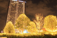 東京ドームシティ イルミネーション
