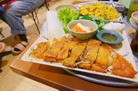 ベトナム風お好み焼きのバインセオ