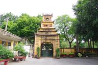 ベトナムの世界遺産であるタンロン遺跡
