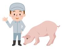 養豚業 豚