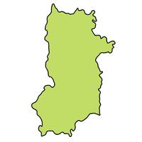 奈良 地図 フレーム アイコン