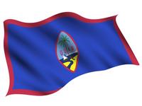 グアム  国 旗 アイコン