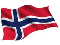 ノルウェー  国 旗 アイコン