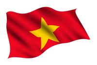 ベトナム  国 旗 アイコン