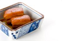 沖縄の郷土料理 ラフテー(豚肉の角煮)