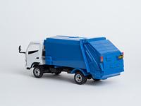 模型の清掃車