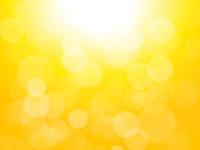 黄色 光 キラキラ 背景