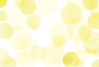 黄色 水玉 和紙 背景