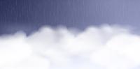 梅雨 雲 風景 背景