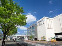 埼玉県 ららぽーと新三郷アネックスと新三郷駅