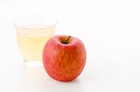 りんごとアップルジュース