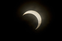 金環日食観測