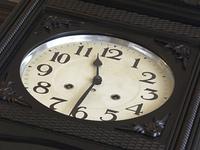 レトロな掛け時計