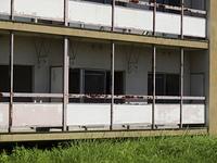 廃墟となった社宅