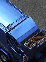 清掃作業車