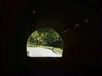 道路のトンネル