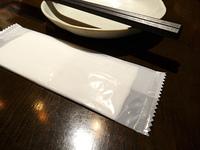飲食店の簡易おしぼり