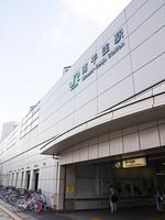 JR南千住駅