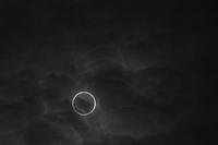 金環日食  07:39:37