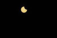 金環日食  06:44:59