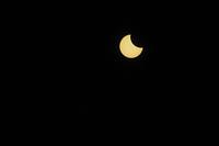 金環日食  06:52:01