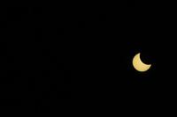 金環日食  07:00:27