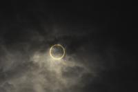 金環日食  07:40:03