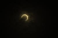 金環日食  07:41:46