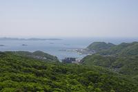 稲佐山から福田の海