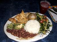コロンビア料理