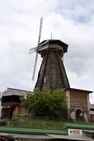 モスクワの風車