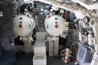 スラバヤ 潜水艦の艦内