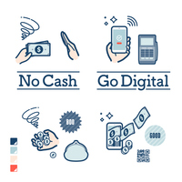 cashless_no cash go digital