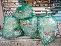 ペットボトルのリサイクル