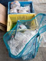 資源ごみの回収