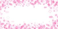 星 春 ピンク 背景