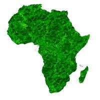 アフリカ 地図 国 アイコン