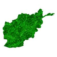 アフガニスタン 地図 国 アイコン