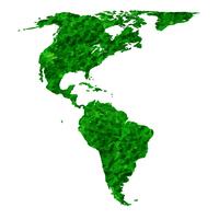 アメリカ大陸 地図 国 アイコン