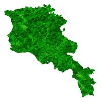 アルメニア 地図 国 アイコン
