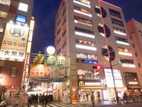 東京都 赤羽駅前の飲み屋街