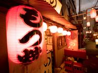 東京都 赤羽の飲み屋街