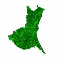 茨城 地図 緑 アイコン