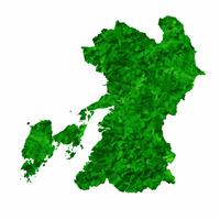 熊本 地図 緑 アイコン