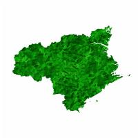 徳島 地図 緑 アイコン